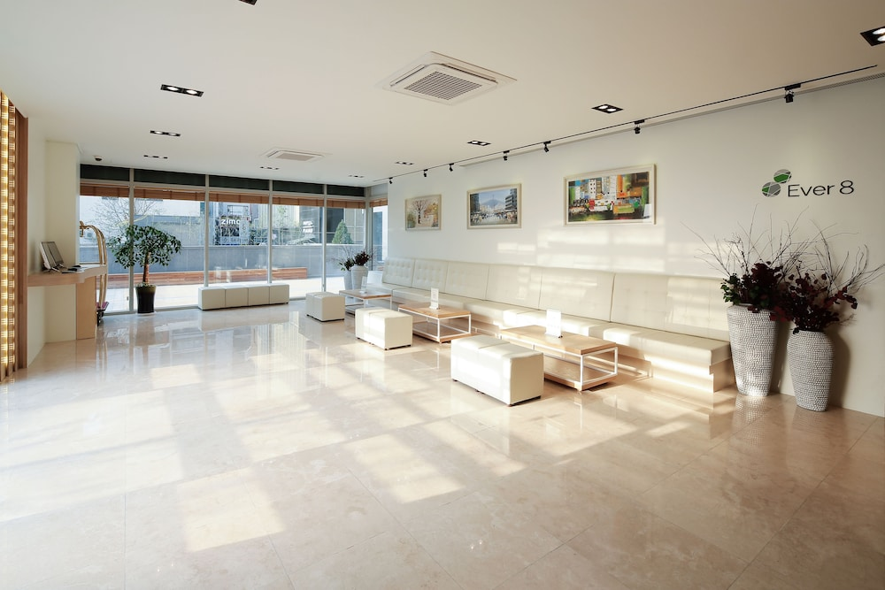 Lobby Sitting Area, Shinchon Ever8 Serviced Residence