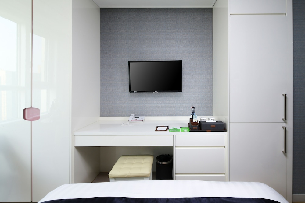 Room Amenity, Shinchon Ever8 Serviced Residence