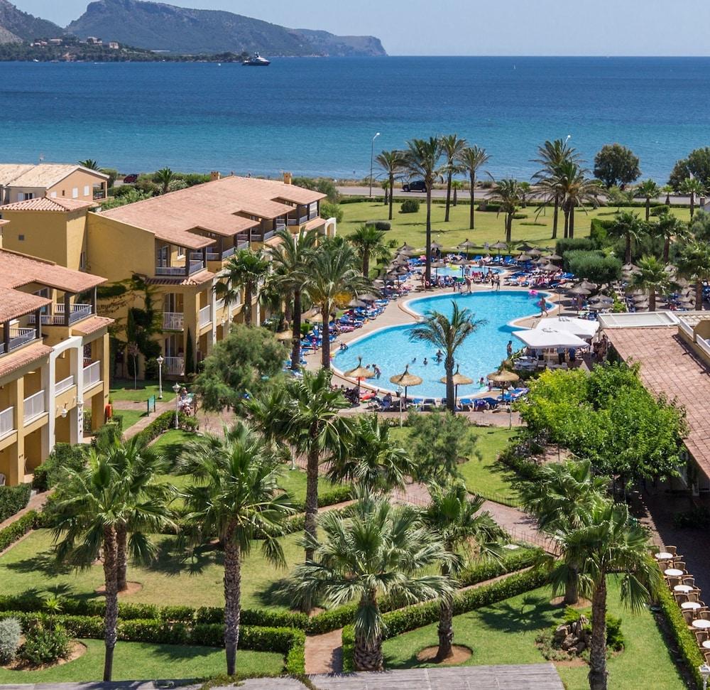 Aparthotel club del sol resort spa alcudia espagne for Aparthotel corse
