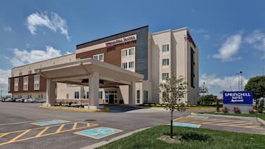 Springhill Suites Wichita Airport