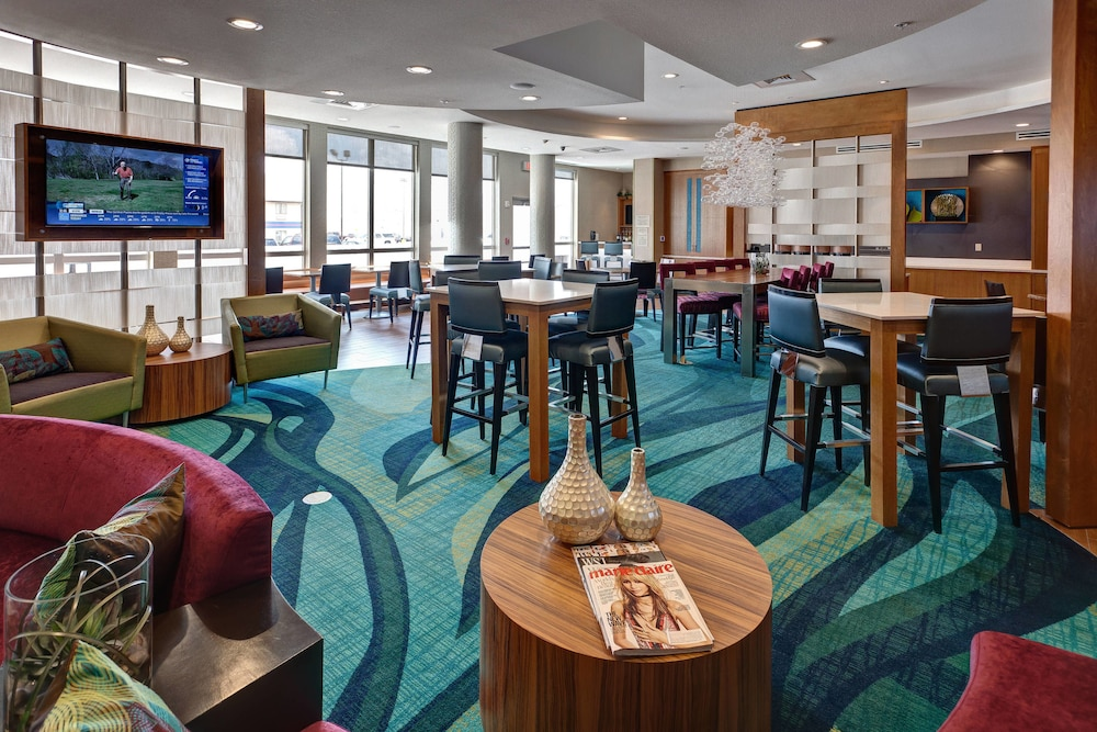 Restaurant, Springhill Suites Wichita Airport
