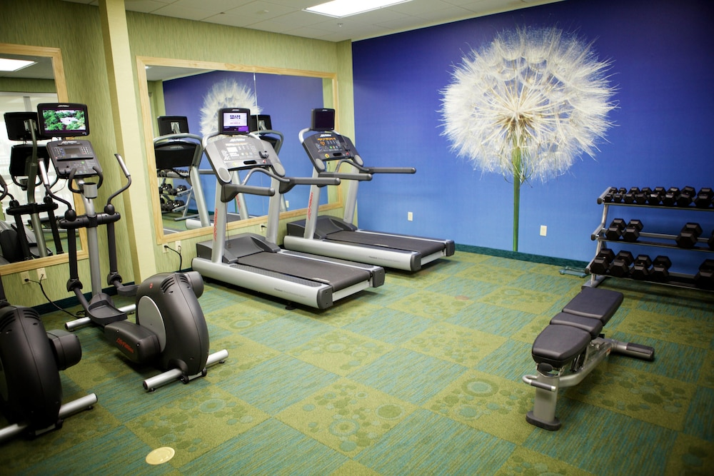 Fitness Facility, Springhill Suites Wichita Airport