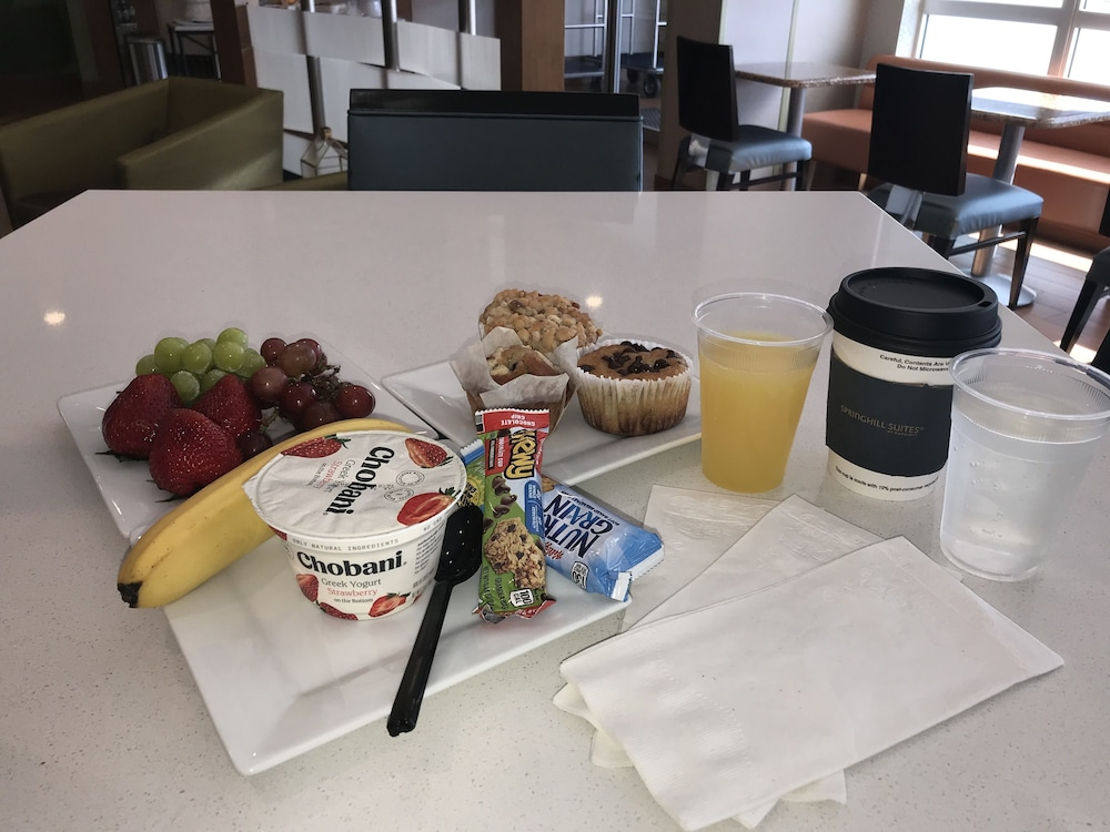 Breakfast Meal, Springhill Suites Wichita Airport