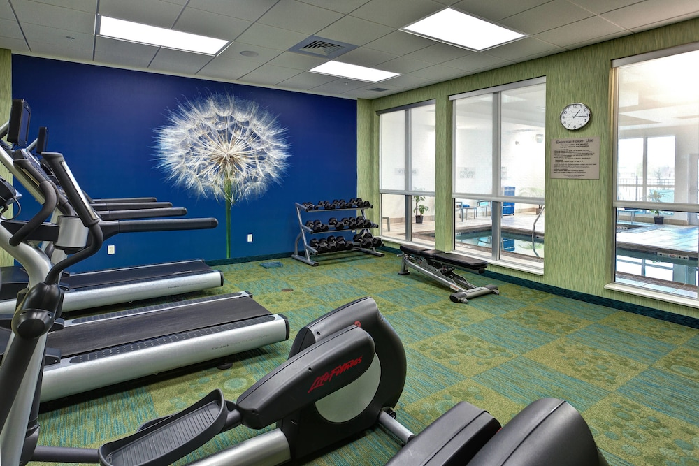 Sports Facility, Springhill Suites Wichita Airport