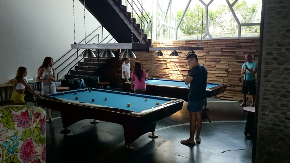 Game Room, TS Suites Seminyak