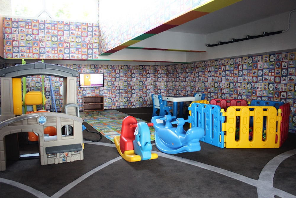 Children's Play Area - Indoor, TS Suites Seminyak