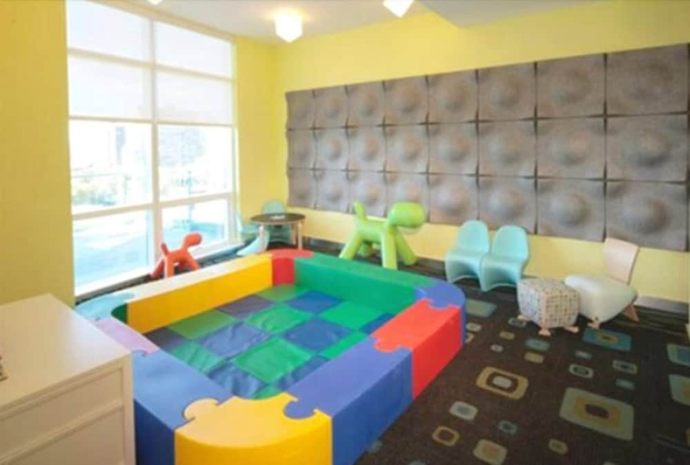Children's Play Area - Indoor, UBliss Suites @ 70 Greene