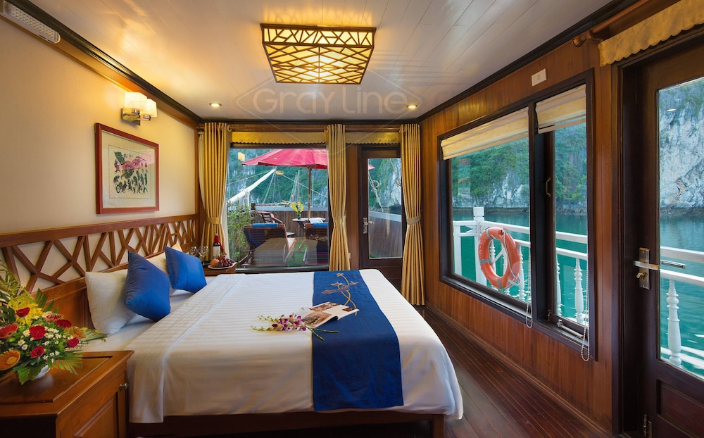 Room, Gray Line Halong Cruise