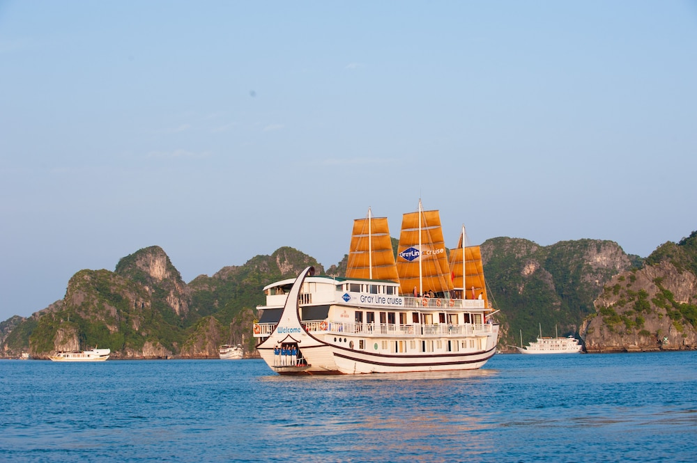 Front of Property, Gray Line Halong Cruise