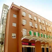 GreenTree Inn Bengbu Wuhe Party School Express Hotel