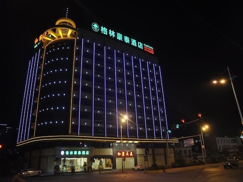 GreenTree Inn Shantou Chengjiang Road Business Hotel