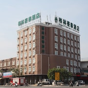 GreenTree Inn Shantou Jinping Chaoshan Road Anbu Business Ho