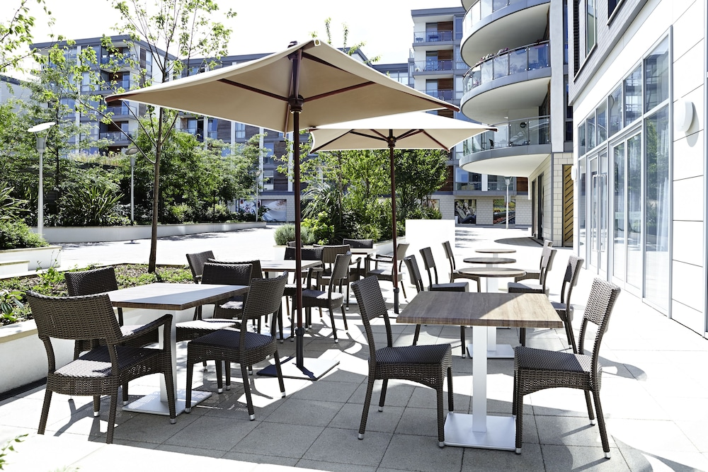 Terrace/Patio, Novotel London Brentford
