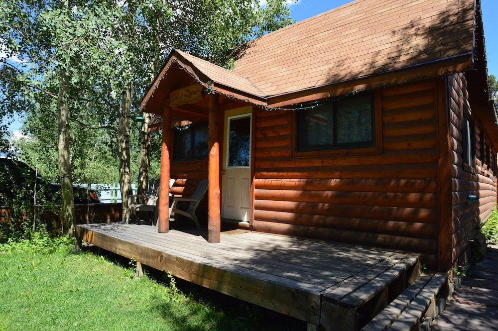 Daven haven lodge cabins deals reviews grand lake for Rocky mountain state park cabins
