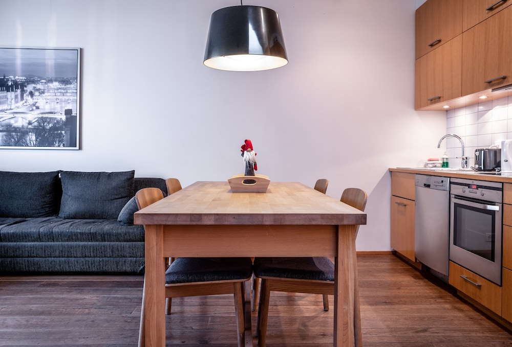 In-Room Dining, Central Premium Luxury Apartments