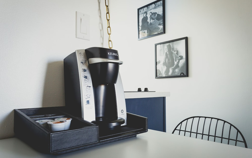 Coffee and/or Coffee Maker, Mylo Hotel