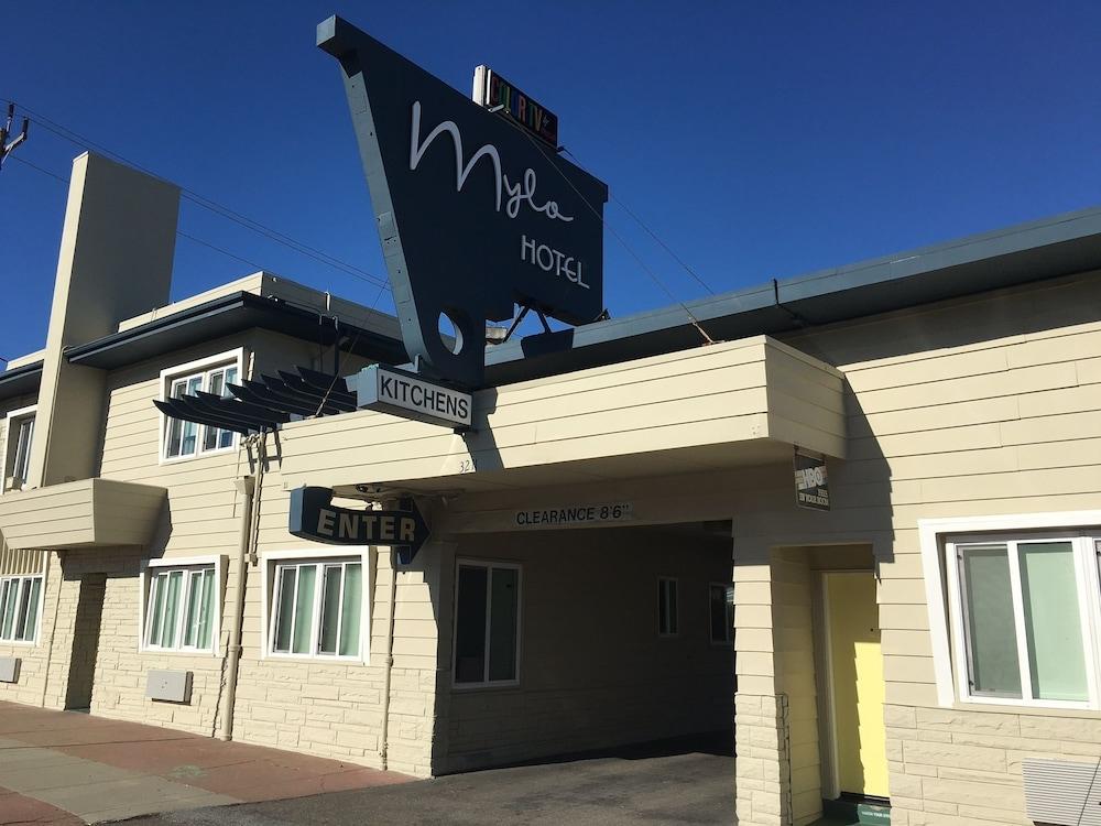 Mylo Hotel Daly City Ca