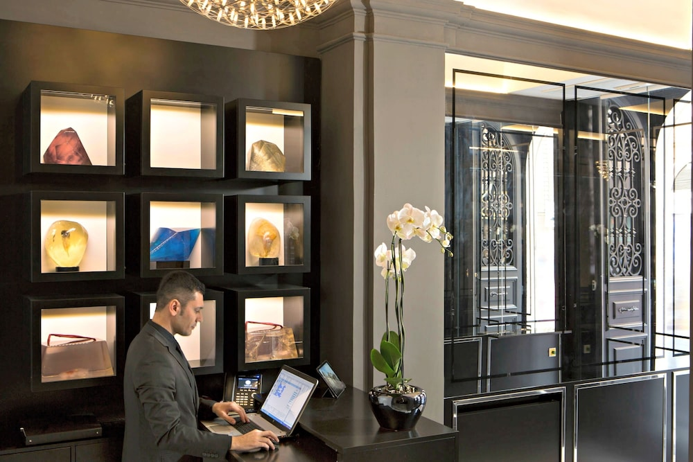 Reception, Corso 281 Luxury Suites - Preferred Hotels & Resorts
