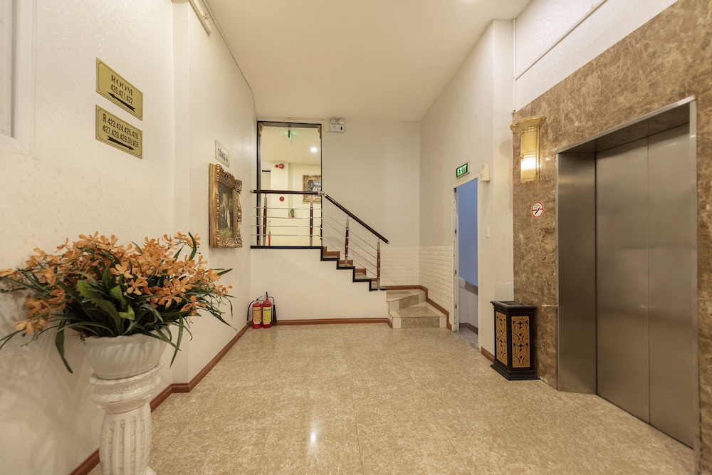 Interior Entrance, Helios Legend Hotel