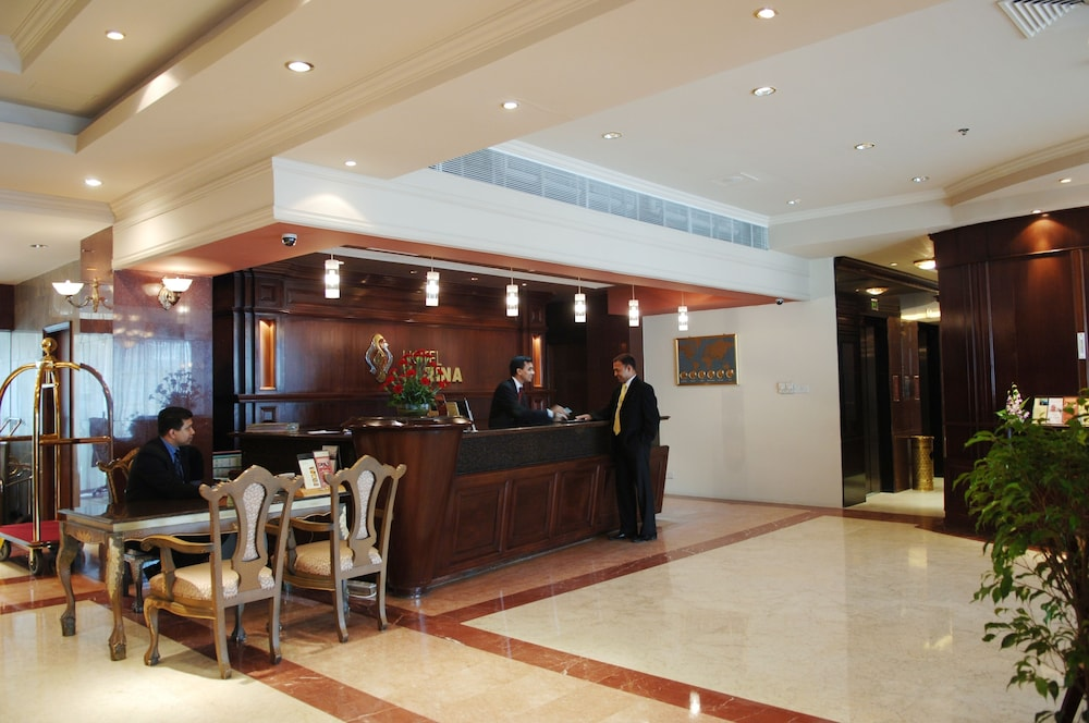 Reception, Hotel Sarina