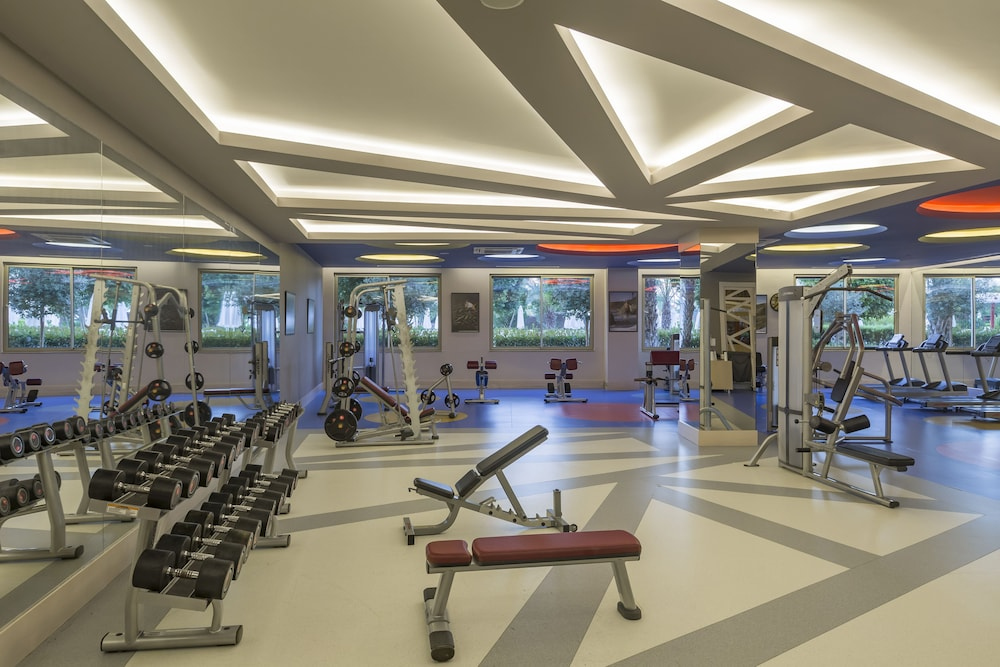 Gym, Royal Alhambra Palace – All Inclusive