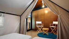 Hochwertige Bettwaren, Zimmersafe, kostenloses WLAN