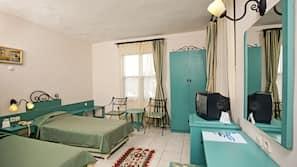 Minibar, Zimmersafe, kostenlose Babybetten, Bettwäsche