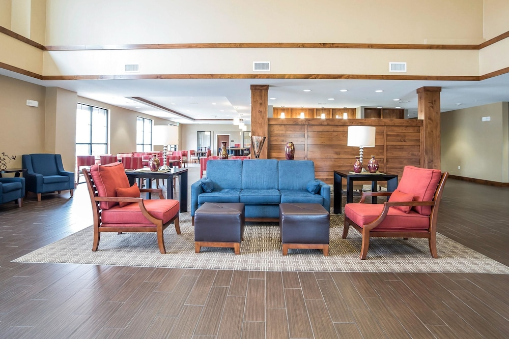 Lobby, Comfort Suites Moab near Arches National Park
