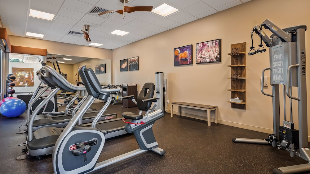 Fitness Facility, Best Western Plus Black Oak