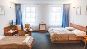 Värdeförvaringsskåp på rummet, strykjärn/strykbräda och gratis wi-fi