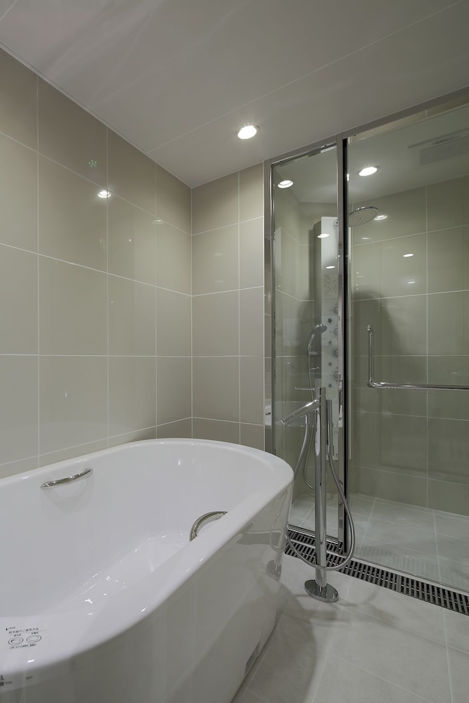 Deep Soaking Bathtub, Hotel Grand Bach Select Kyoto