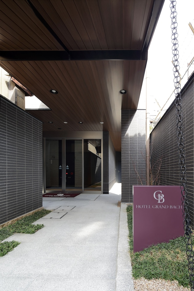 Property Entrance, Hotel Grand Bach Select Kyoto