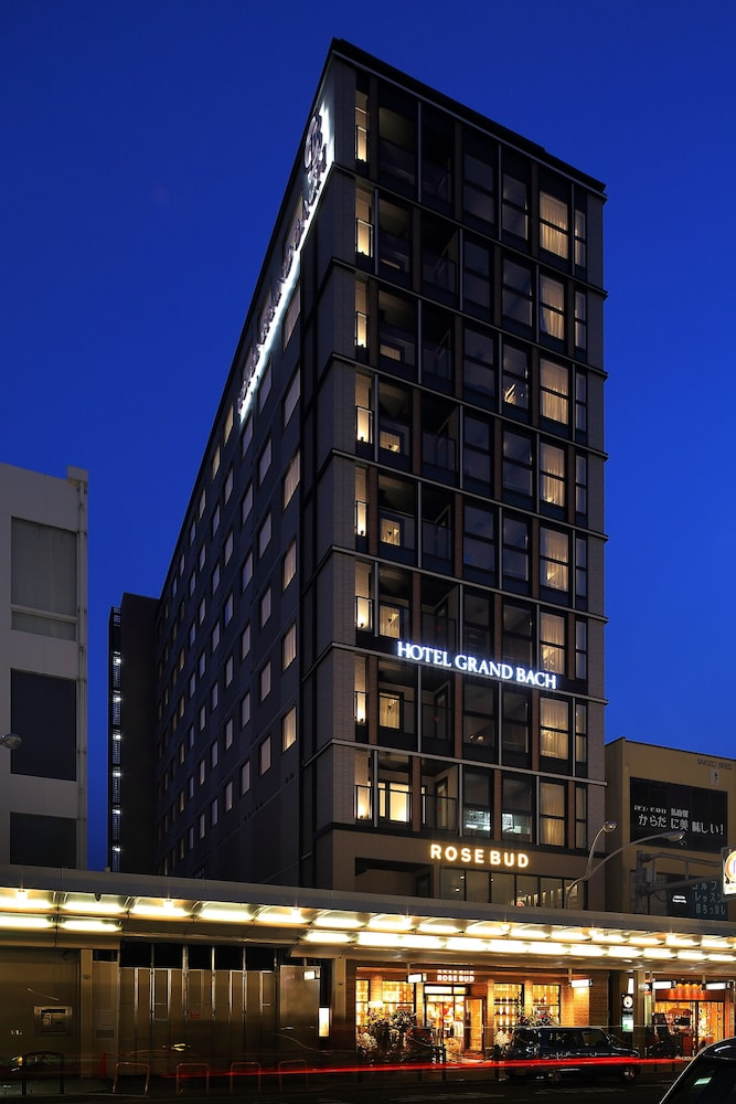 Front of Property - Evening/Night, Hotel Grand Bach Select Kyoto