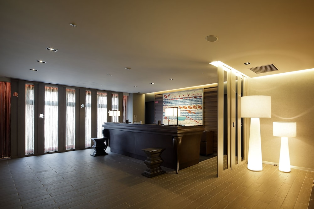 Reception, Hotel Grand Bach Select Kyoto