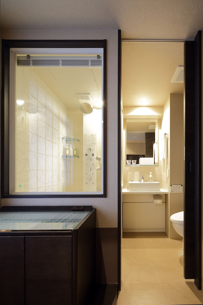 Bathroom, Hotel Grand Bach Select Kyoto