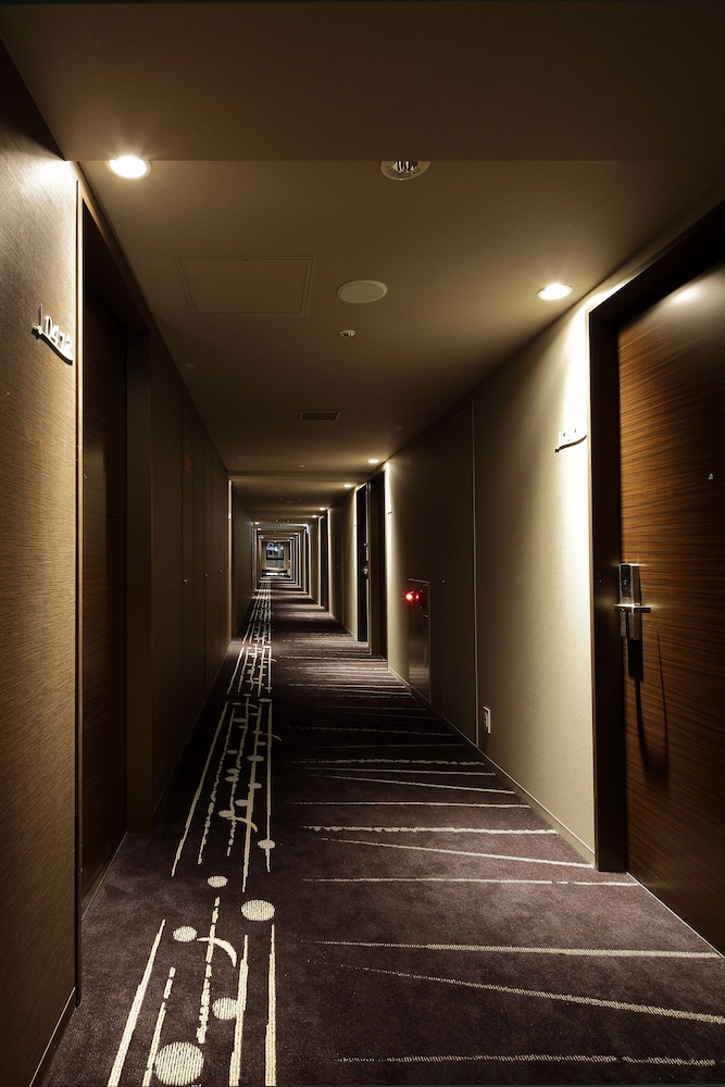 Hallway, Hotel Grand Bach Select Kyoto