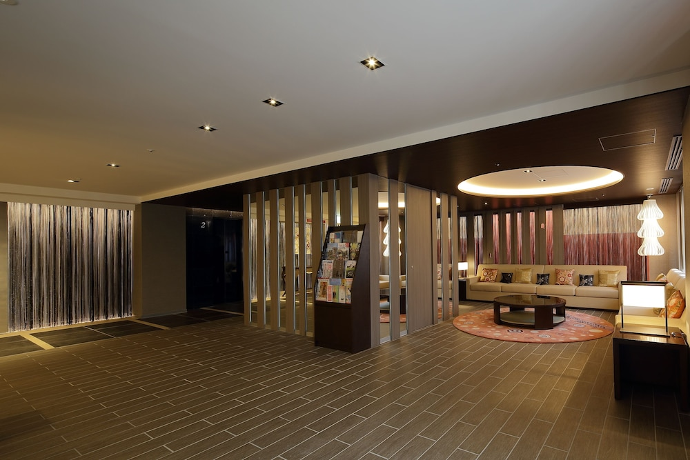 Lobby, Hotel Grand Bach Select Kyoto