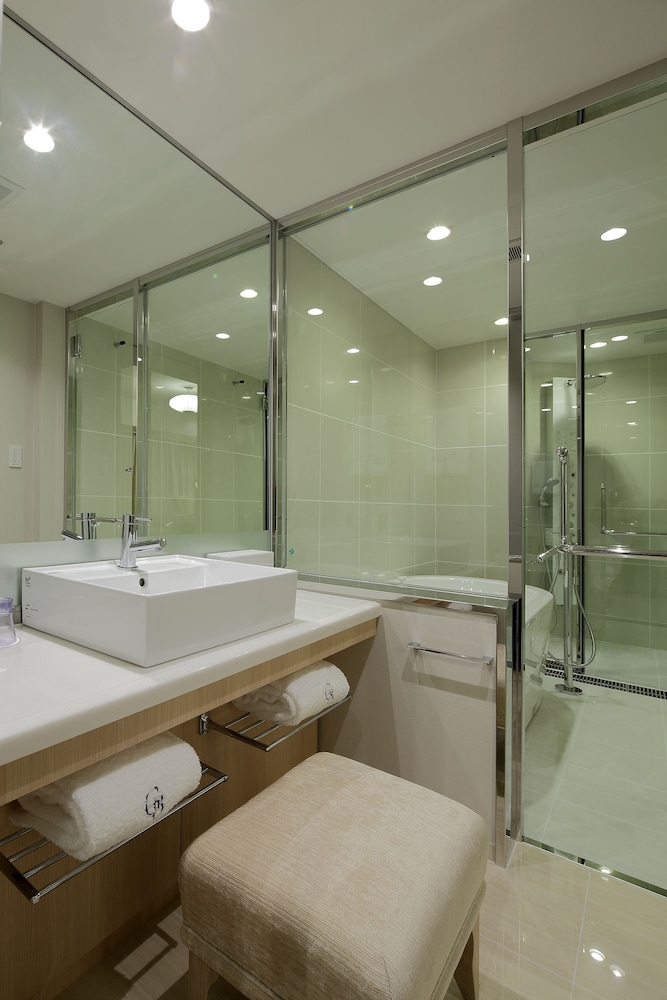 Bathroom Sink, Hotel Grand Bach Select Kyoto