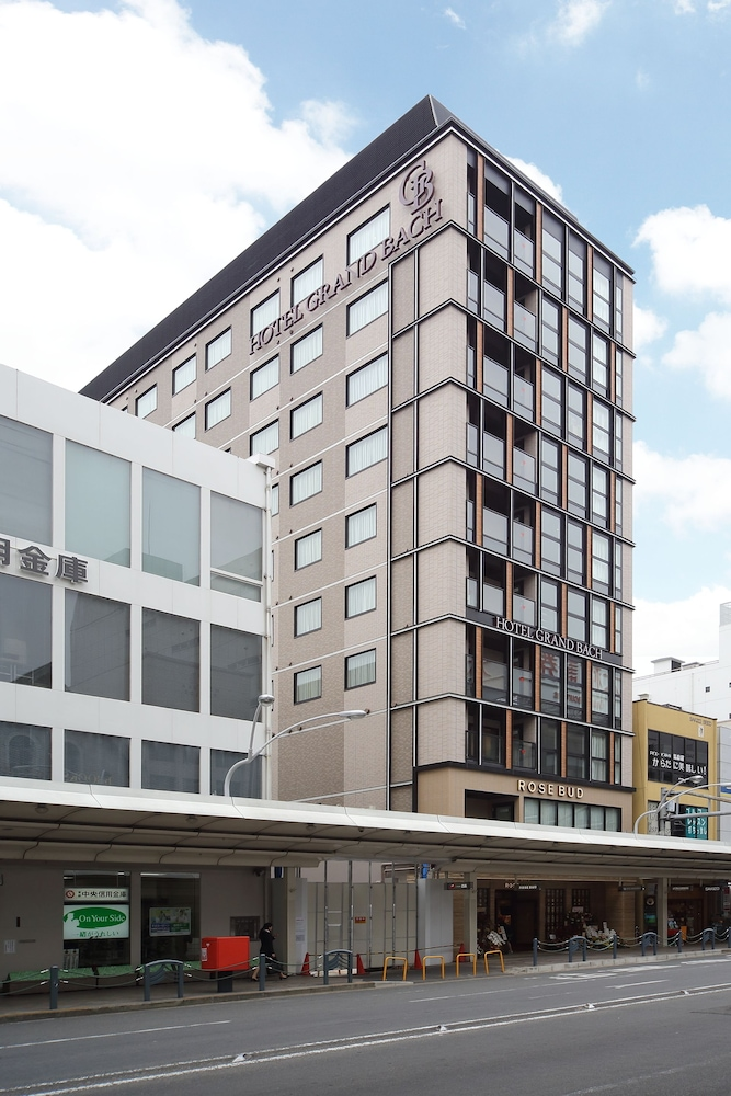 Front of Property, Hotel Grand Bach Select Kyoto