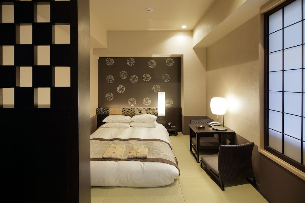 Room, Hotel Grand Bach Select Kyoto