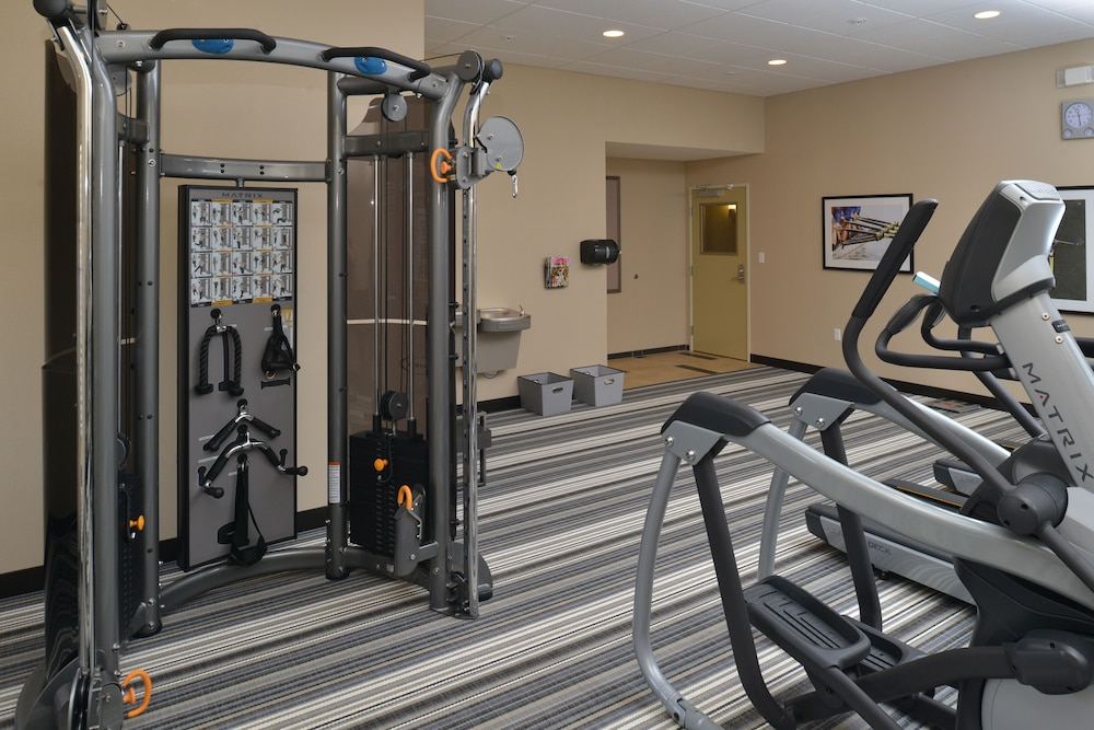 Fitness Facility, Candlewood Suites Eugene Springfield, an IHG Hotel