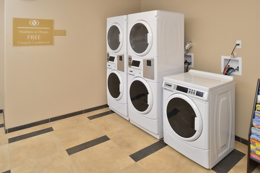 Laundry, Candlewood Suites Eugene Springfield, an IHG Hotel