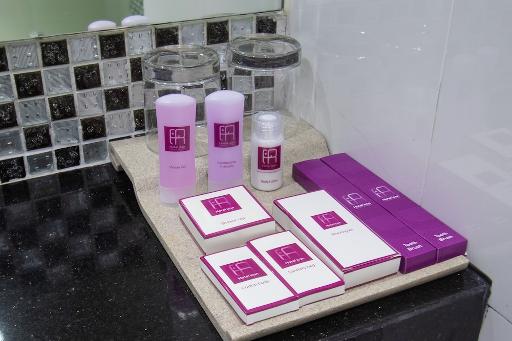 Bathroom Amenities, Hotel Icon Bangkok Sukhumvit
