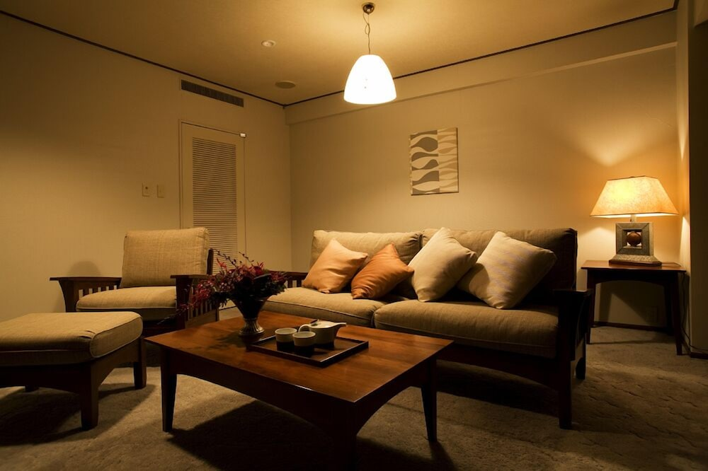 Living Area, Plaza Awajishima