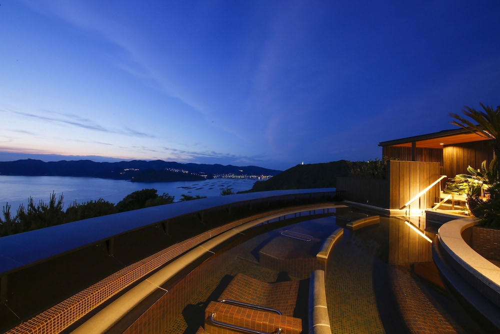 Outdoor Spa Tub, Plaza Awajishima