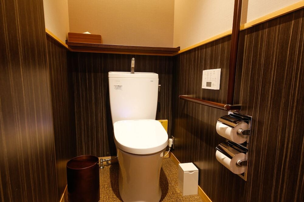 Bathroom, Plaza Awajishima