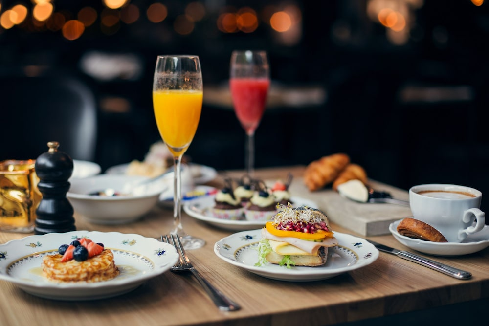 Breakfast Meal, Miss Clara by Nobis, Stockholm, a Member of Design Hotels