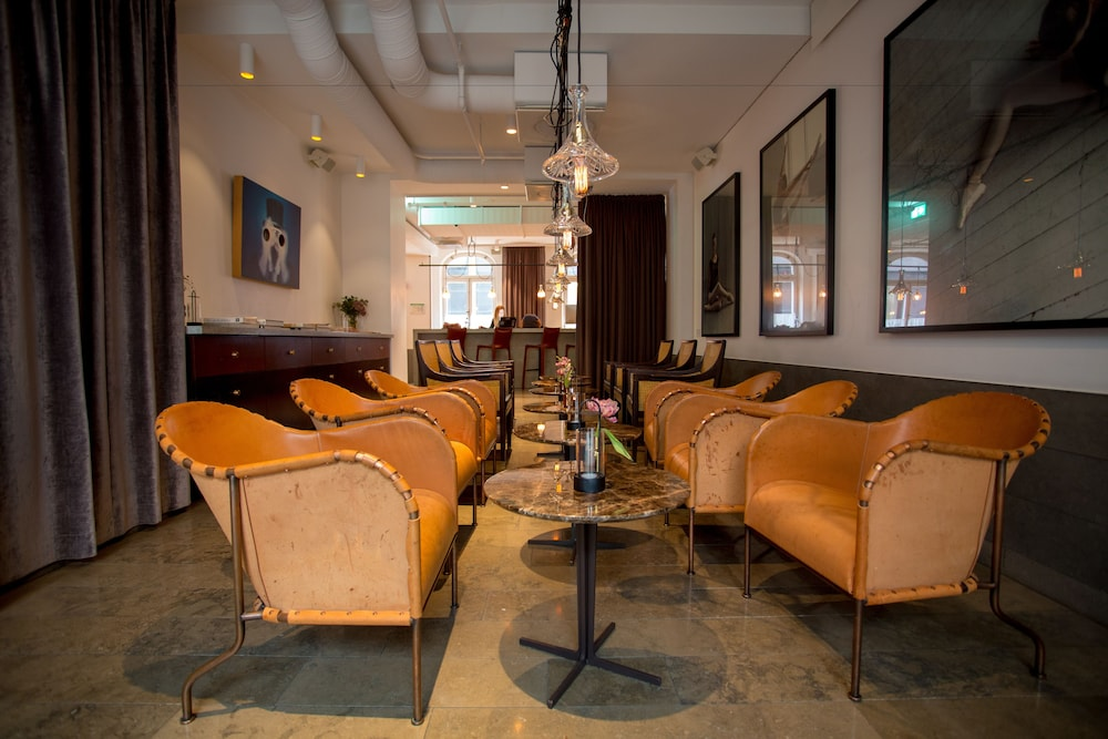 Lobby Lounge, Miss Clara by Nobis, Stockholm, a Member of Design Hotels