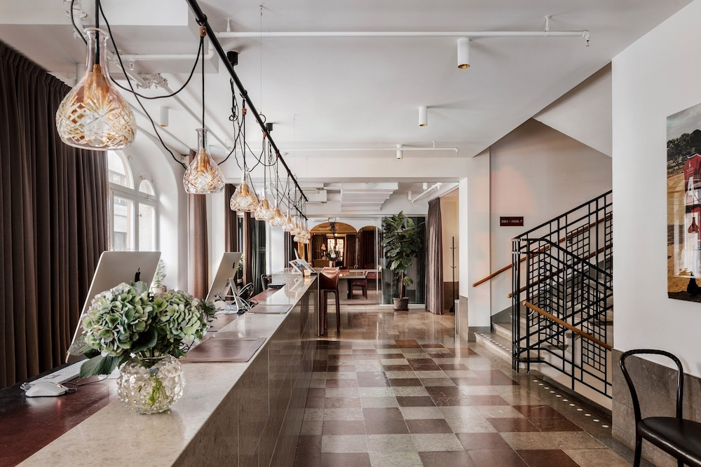 Lobby, Miss Clara by Nobis, Stockholm, a Member of Design Hotels