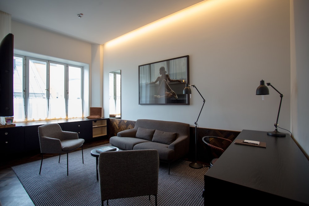 Living Area, Miss Clara by Nobis, Stockholm, a Member of Design Hotels
